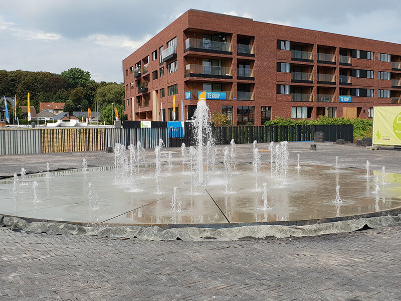 Fontein Broekplein Vilvoorde Fountain Factory (1)
