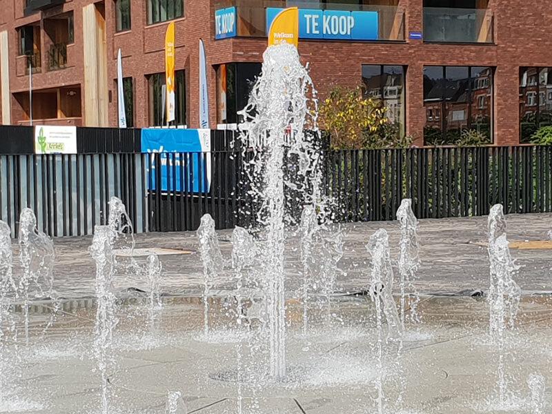 Fontein Broekplein Vilvoorde Fountain Factory (2)
