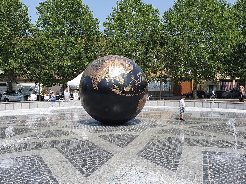 Fontein Clemenceauplain Anderlecht Fountain Factory 02