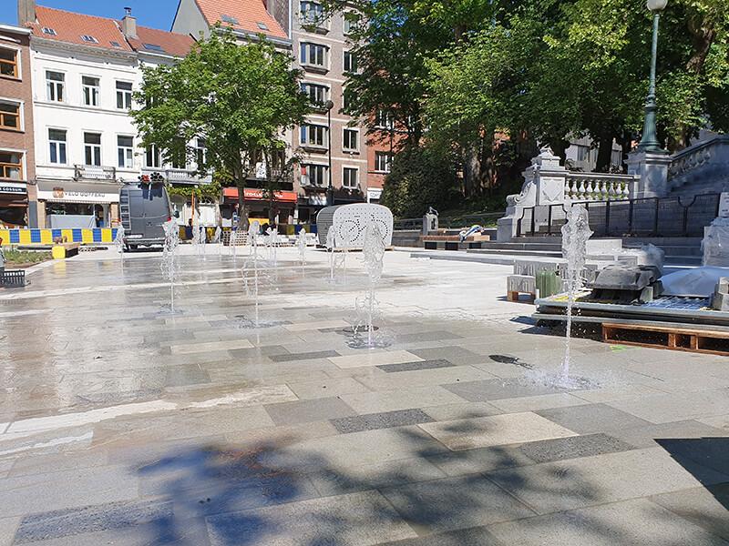 Fontein Fernand Cocqplein Elsene Fountain Factory 01