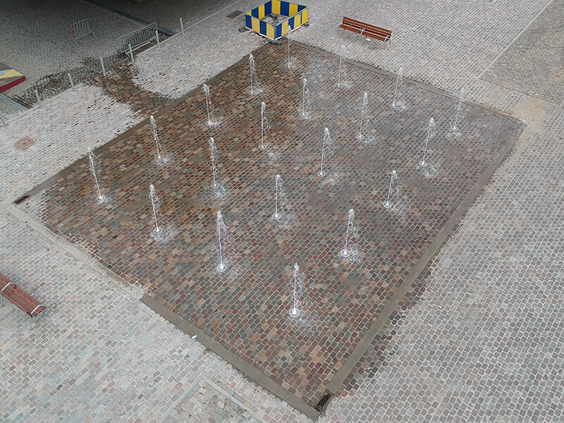 Fontein Ninoofse Poort Fountain Factory 02