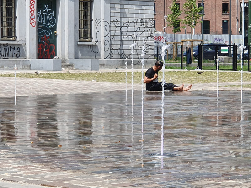 Fontein Ninoofse Poort Fountain Factory 03