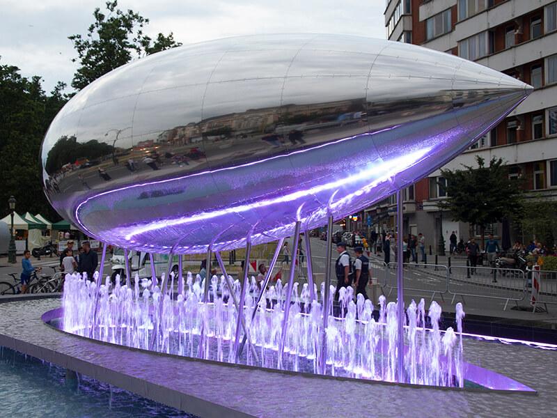 Fontein Simonis Koekelberg Fountain Factory 03