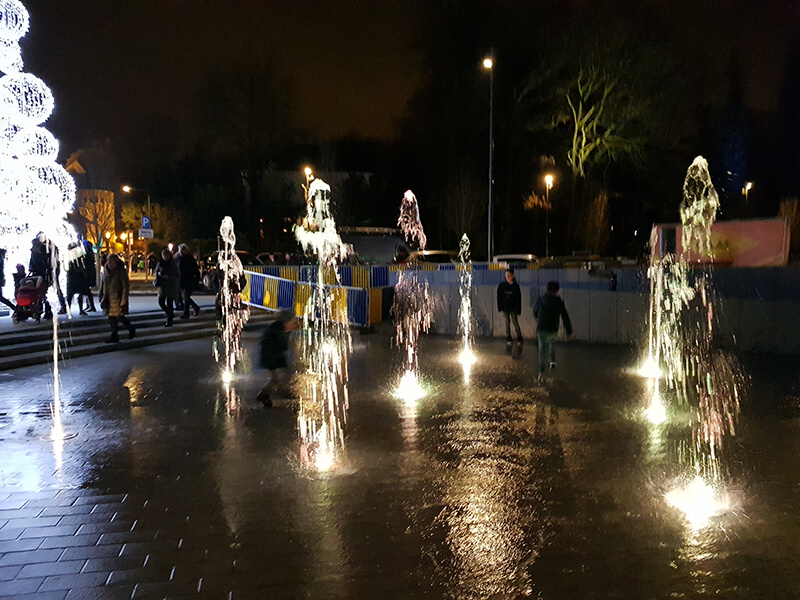 Fontein Sint Lambertusplein Sint Stevens Woluwe Fountain Factory 03