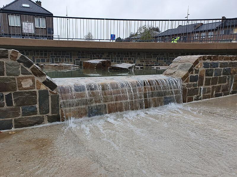 Fontein Waterbelevingsplein Tongeren Fountain Factory 01