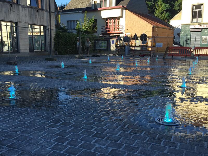 Hellend Vlak Diest Fountain Factory 01