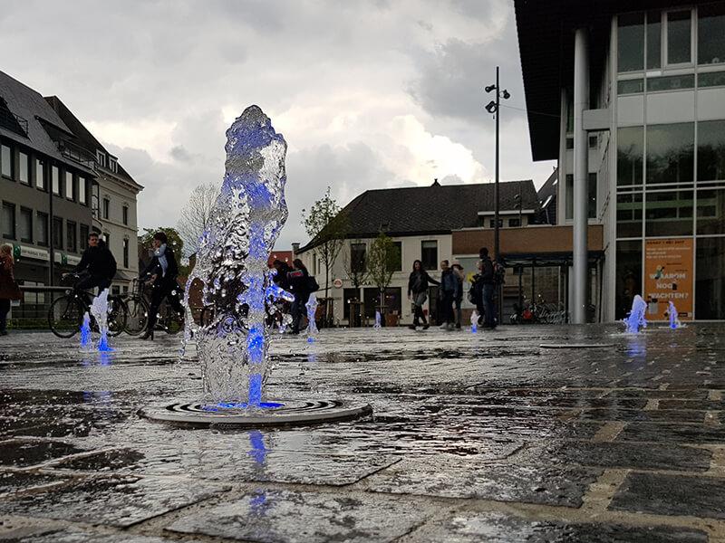 Hellend Vlak Diest Fountain Factory 03
