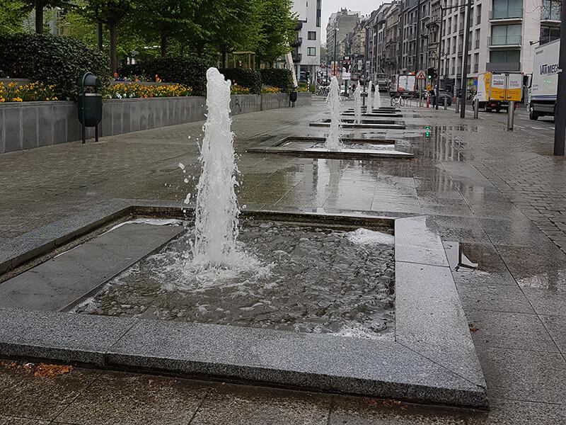 Jean Rey Plein Onderhoud Fountain Factory 02