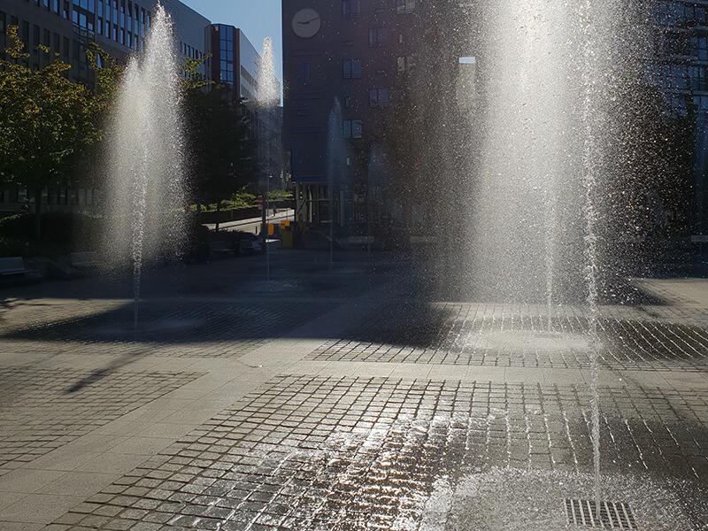 Jean Rey Plein Onderhoud Fountain Factory 03