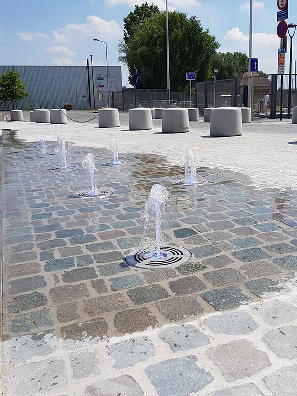 Fountain Factory Fotogalerij